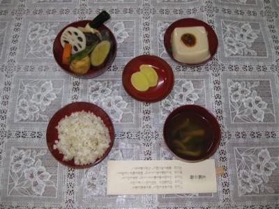薬石 成道会・慧可断臂摂心会2009