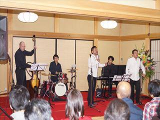 第9回 世界平和祈念 大泉寺 Jazz Live 2013-no.3