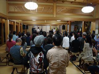 第9回 世界平和祈念 大泉寺 Jazz Live 2013-no.4