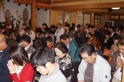 世界平和祈念大泉寺 Live 2013 義援金報告-no.2