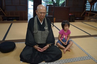 平成26年 夏休み禅のつどい 5日目 -no.2