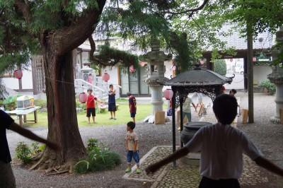 平成26年 夏休み禅のつどい 7日目 最終日 -no.5