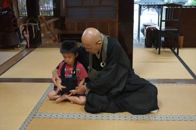 平成26年 夏休み禅のつどい 2日目 -no.2