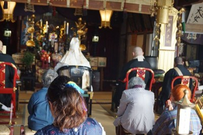 浮島安全祈願法要と新春寄席 2015 -no.1