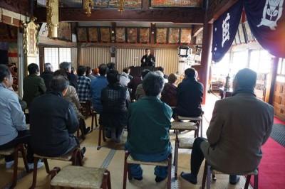 浮島安全祈願法要と新春寄席 2015 -no.3