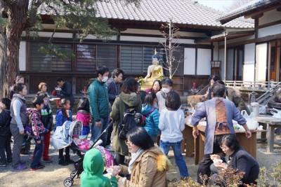 稲荷堂移設記念 初午餅つき大会-no.3