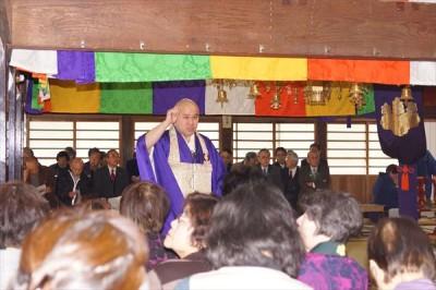 平成27年 開山忌並びに大般若会と薬師大祭法要 -no.1