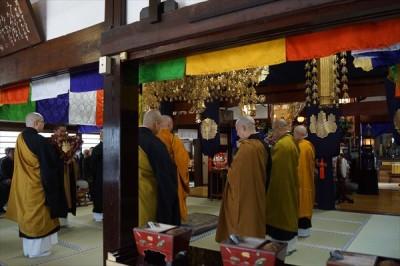 平成27年 開山忌並びに大般若会と薬師大祭法要 -no.2
