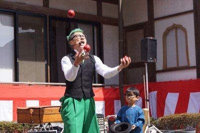 生物供養祭とお花見 2015 -no.7