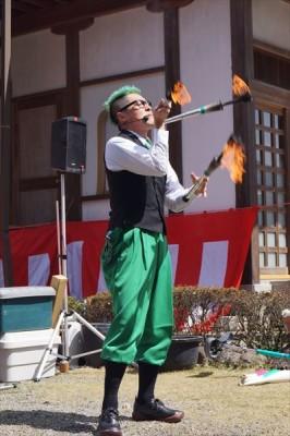 生物供養祭とお花見 2015 -no.8