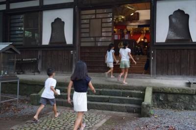 平成27年 夏休み禅のつどい 4日目 -no.1