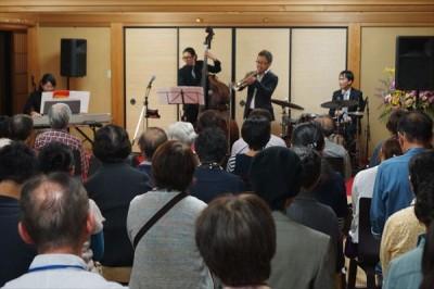 第11回 世界平和祈念 大泉寺 Jazz Live 2015 -no.3