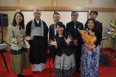 第11回 世界平和祈念 大泉寺 Jazz Live 2015 -no.6