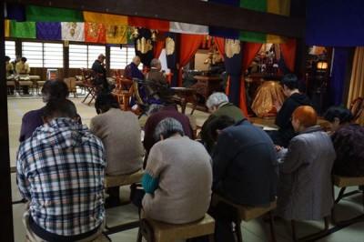 平成28年 浮島安全祈願法要と新春アコーディオン歌声コンサート-no.1