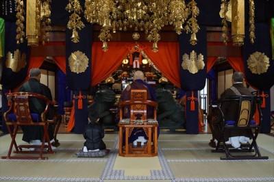 平成28年 浮島安全祈願法要と新春アコーディオン歌声コンサート-no.2