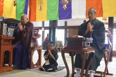 平成28年 浮島安全祈願法要と新春アコーディオン歌声コンサート-no.3