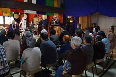 平成28年 浮島安全祈願法要と新春アコーディオン歌声コンサート-no.4