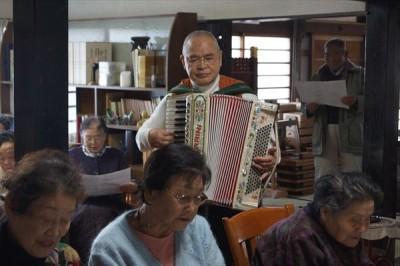 平成28年 浮島安全祈願法要と新春アコーディオン歌声コンサート-no.5