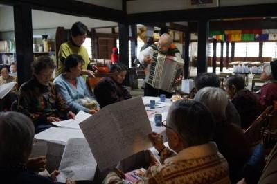 平成28年 浮島安全祈願法要と新春アコーディオン歌声コンサート-no.6