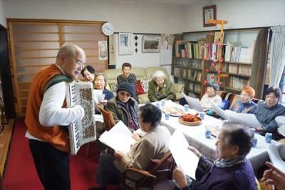平成28年 浮島安全祈願法要と新春アコーディオン歌声コンサート-no.7