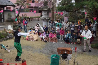 生物供養祭とお花見 2016 -no.4