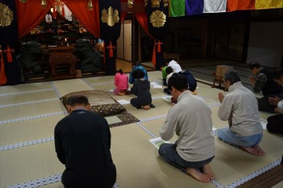 平成28年 春休み子ども禅のつどい 5日目(最終日) -no.1