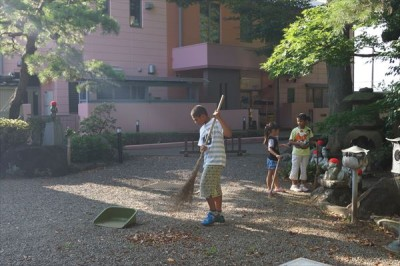 平成28年 夏休み子ども禅のつどい 4日目 -no.4