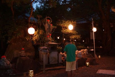 お寺でお盆供養 2016 -no.5