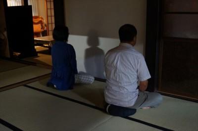 坐禅会(平成28年9月24日) -no.1