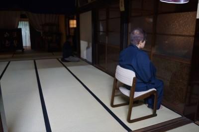 坐禅会(平成28年10月8日) -no.1