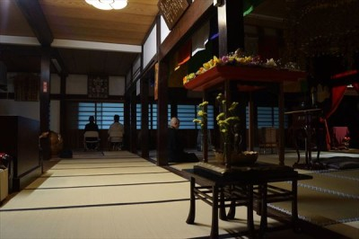 坐禅会(平成29年4月8日 花まつり)-no.1