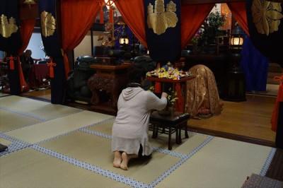坐禅会(平成29年4月8日 花まつり)-no.2