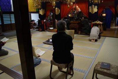 坐禅会(平成29年4月8日 花まつり)-no.3