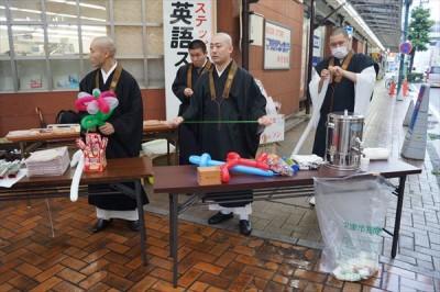 沼津市青年仏教会 街頭花まつり 2017 -no.2