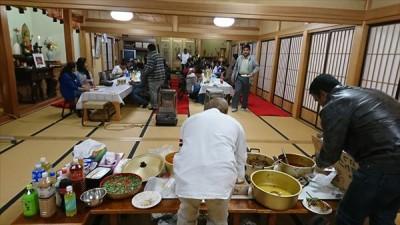 スリランカ人モハマッドさんの葬儀と食事会 -no.7