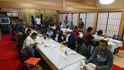 スリランカ人モハマッドさんの葬儀と食事会 -no.5