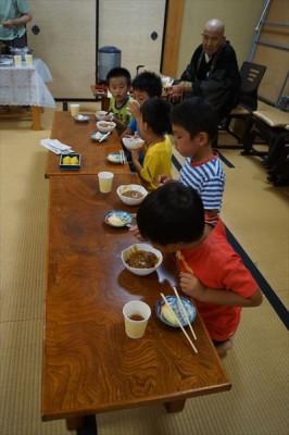 第3回 夏休み子どもお泊り禅のつどい 1日目 -no.8