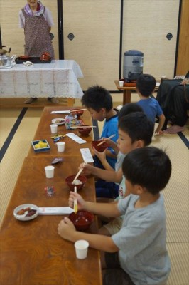 第3回 夏休み子どもお泊り禅のつどい 2日目 -no.5