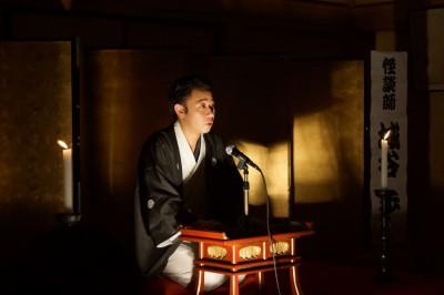 第4回大泉寺怪談ライブの報告-no.2