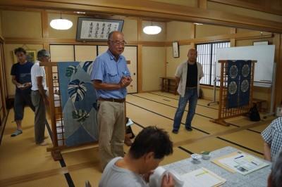 浮島まちづくり委員会「坐禅体験とお茶講座」-no.3