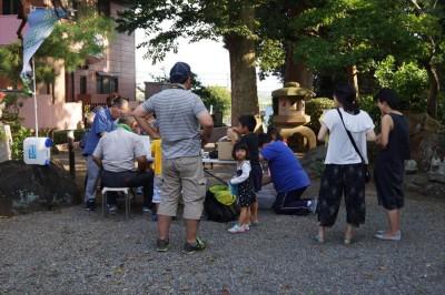 浮島まちづくり委員会「坐禅体験とお茶講座」-no.10