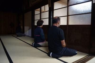 坐禅会(平成29年10月7日)-no.1