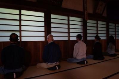 坐禅会(平成29年10月7日)-no.3