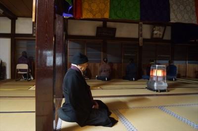 坐禅会(平成30年1月13日)-no.1