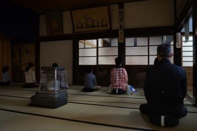 平成30年 春休み禅のつどい 4日目 -no.1