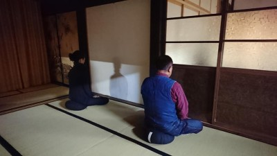 坐禅会(平成30年11月10日)-no.2