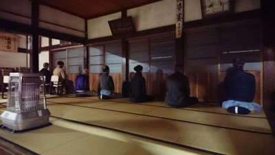 坐禅会(平成30年12月8日)-no.1