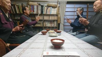 平成30年 成道会と慧可断臂摂心会 2日目 -no.2