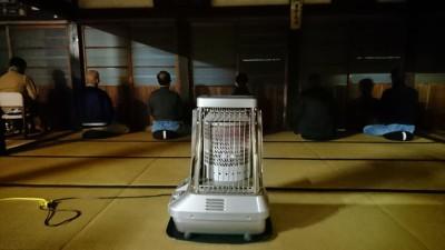 坐禅会(平成30年12月8日)-no.2