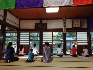 令和元年 夏休み子ども禅のつどい -no.3